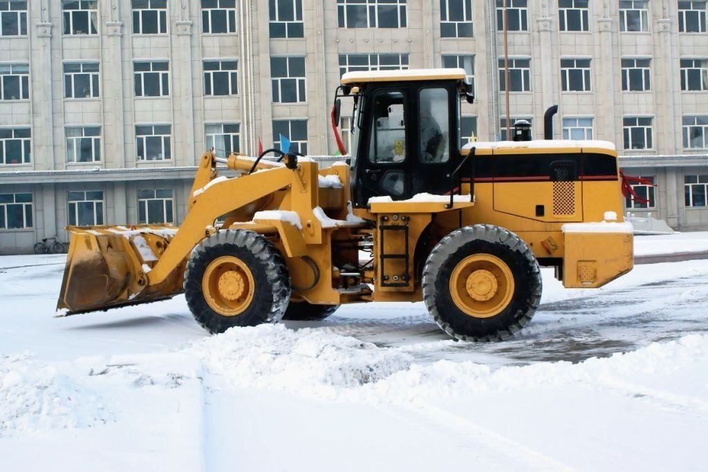 Farming simulator 2015 уборка снега