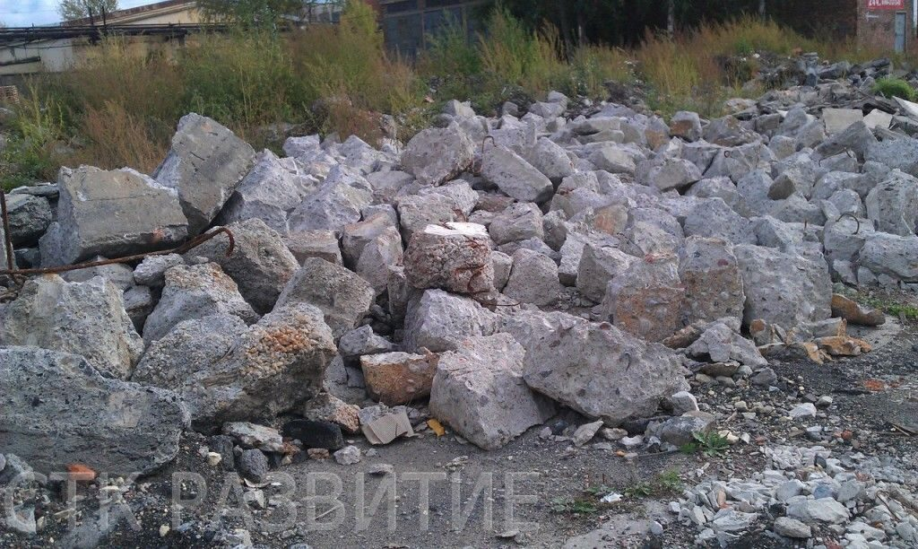 Куски бетона ремонт бетонная смесь эмако